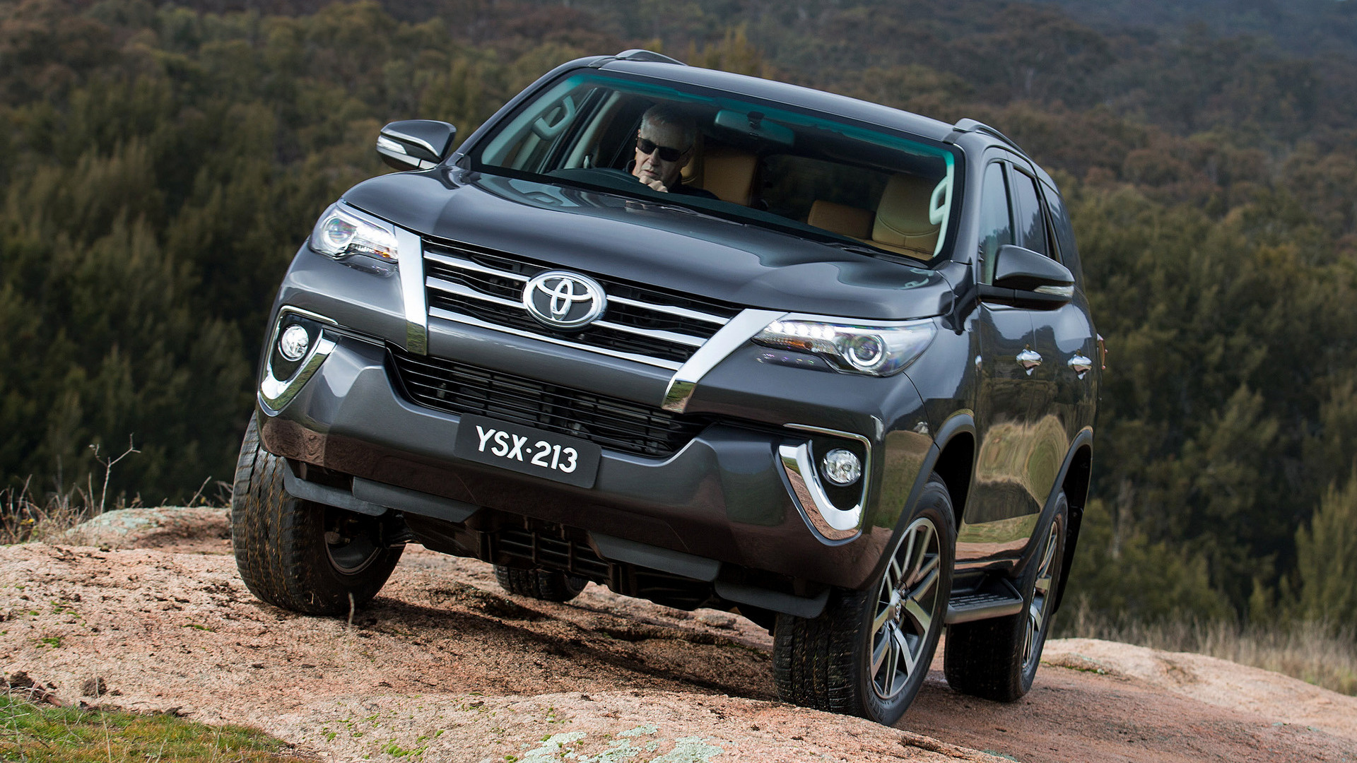 2015 Toyota Fortuner AU   Wallpapers and HD Images Car Pixel 1920x1080