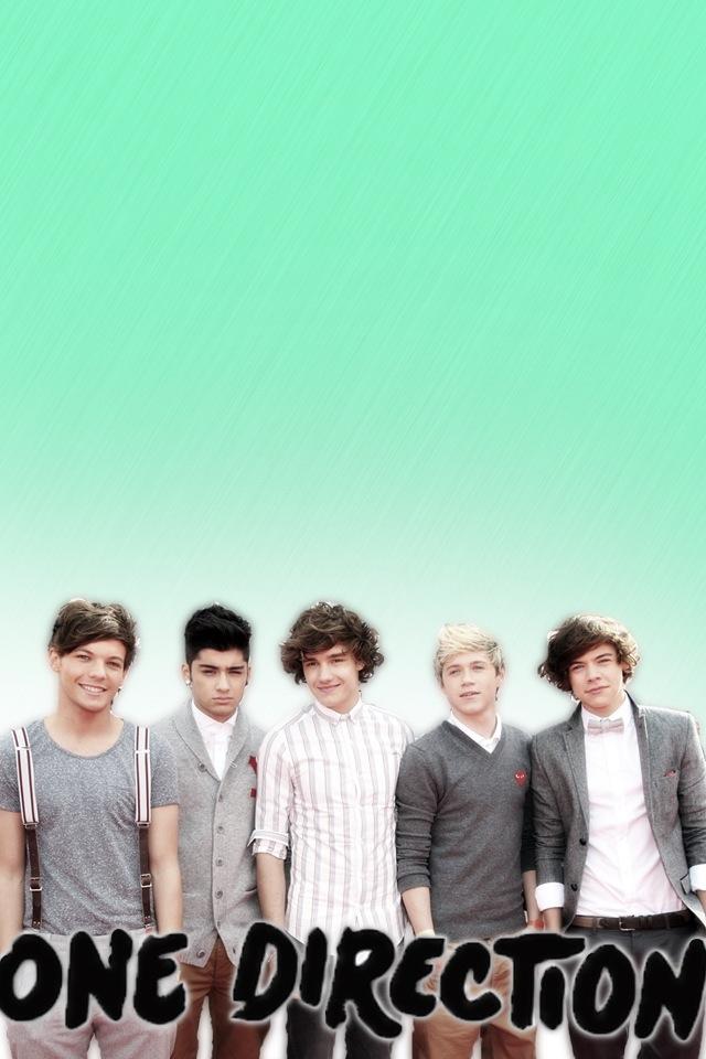 One Direction Wallpaper for Phone - WallpaperSafari