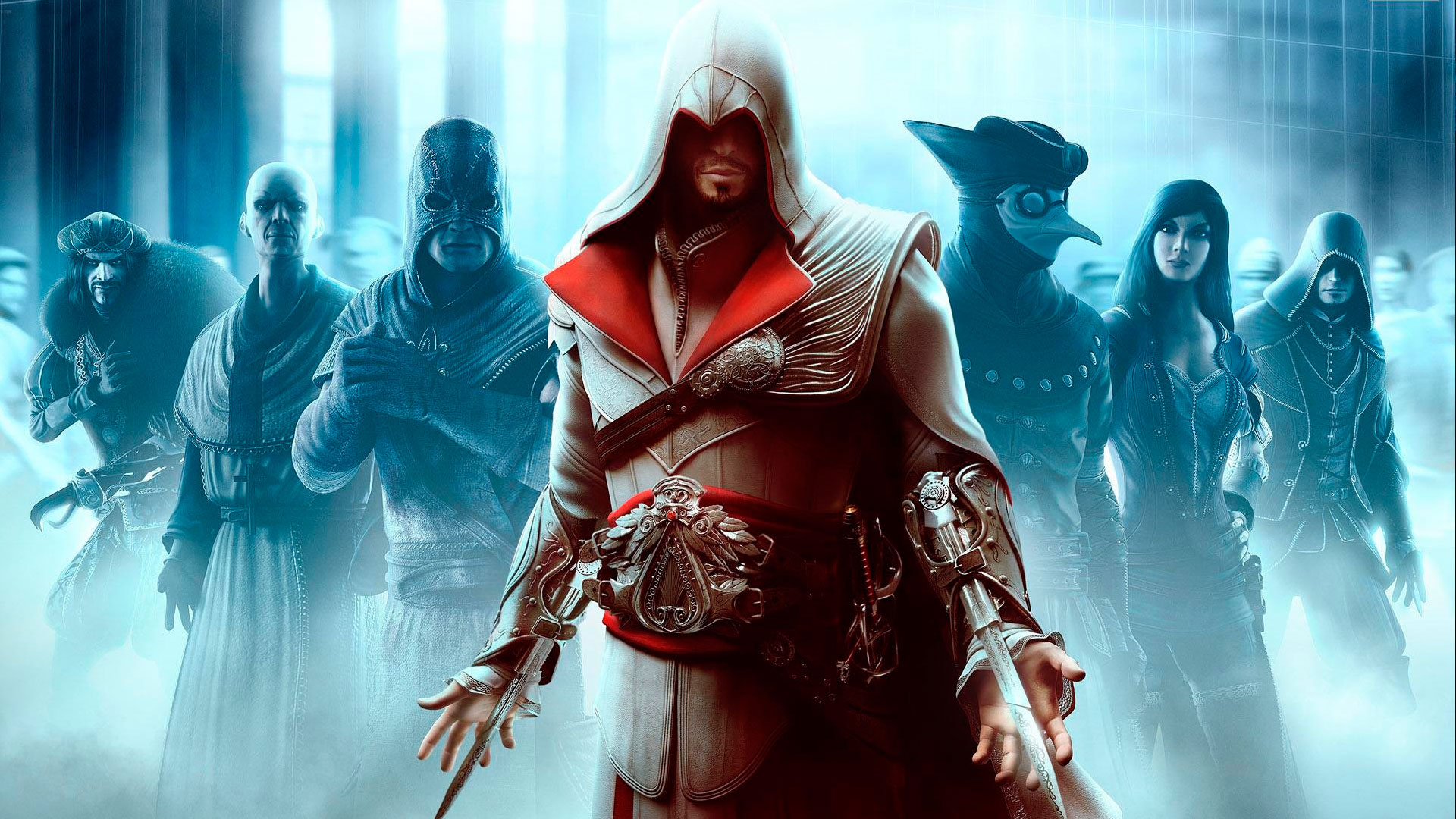 Assassins Creed Brotherhood 1080p Wallpaper Assassins Creed 1920x1080
