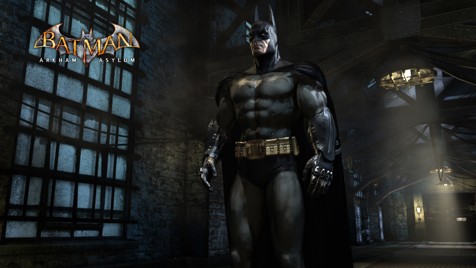 Batman Arkham Asylum HD Wallpaper 1920x1080