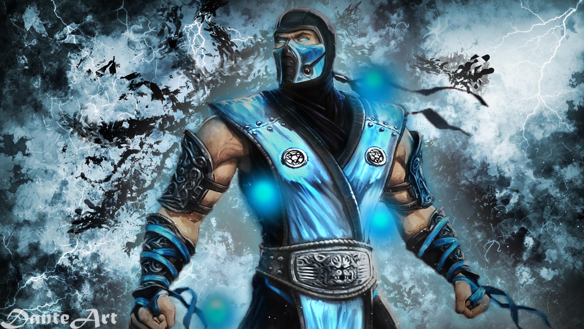Mortal Kombat Wallpaper Dekstop Download 1920x1080