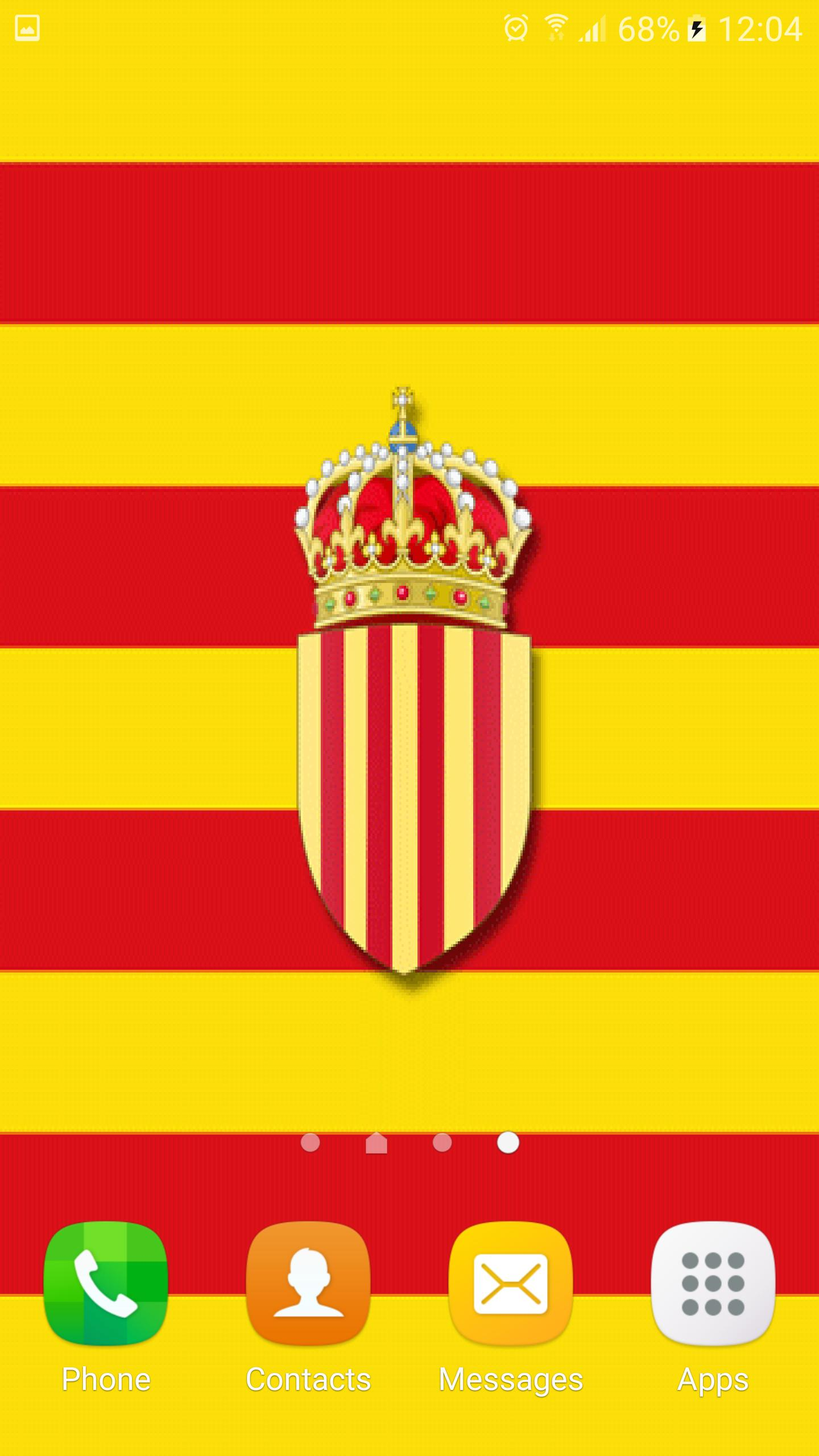 Catalan Flag Wallpaper for Android   APK Download 1440x2560