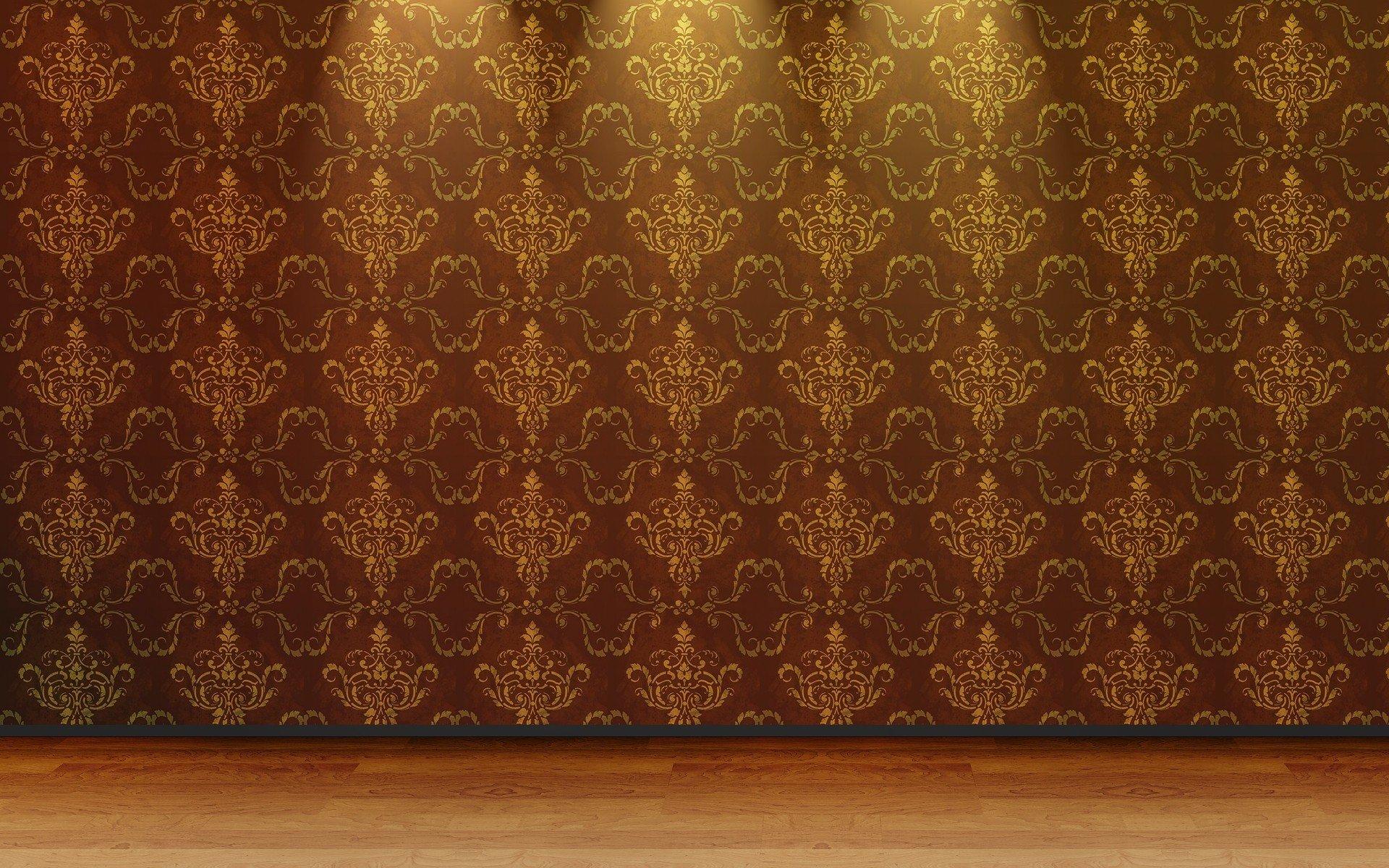3D Wallpaper 1920x1200 Floor 3D View Wall Room Patterns Wood 1920x1200
