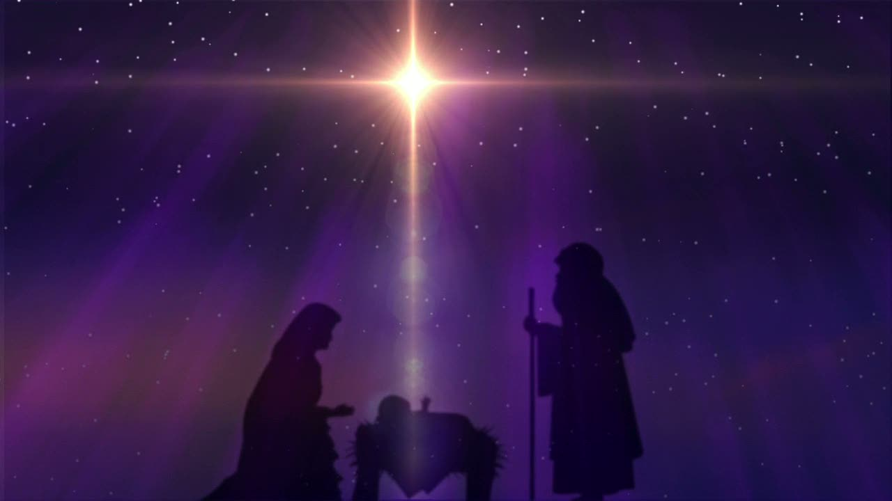 Nativity Star Wallpaper Wallpapers Gallery 1280x720
