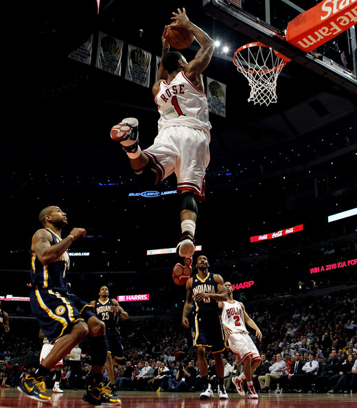 chicago bulls in this photo derrick rose derrick rose 1 of the chicago 520x594