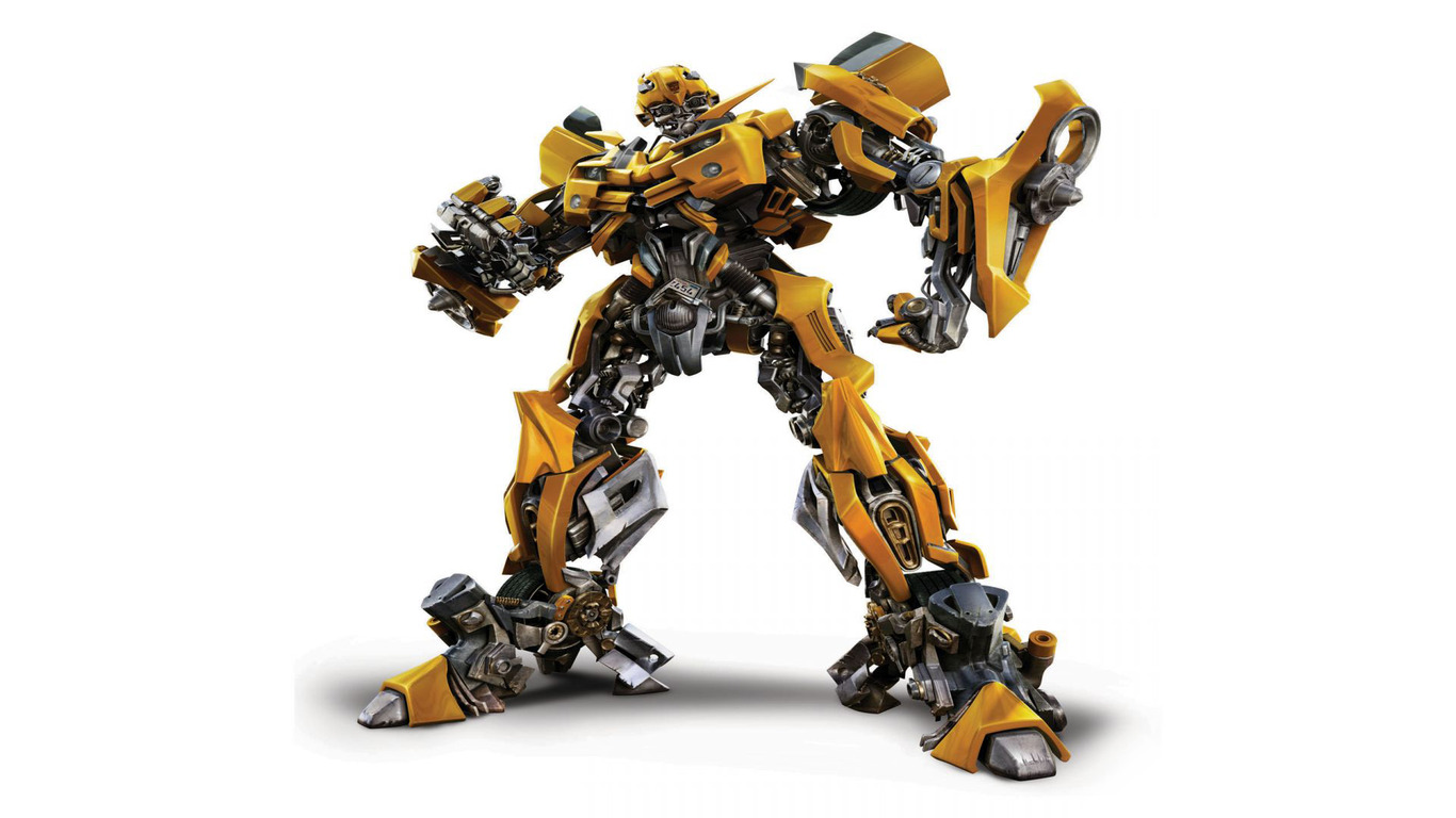 Bumblebee   Transformers wallpaper 8162 1366x768
