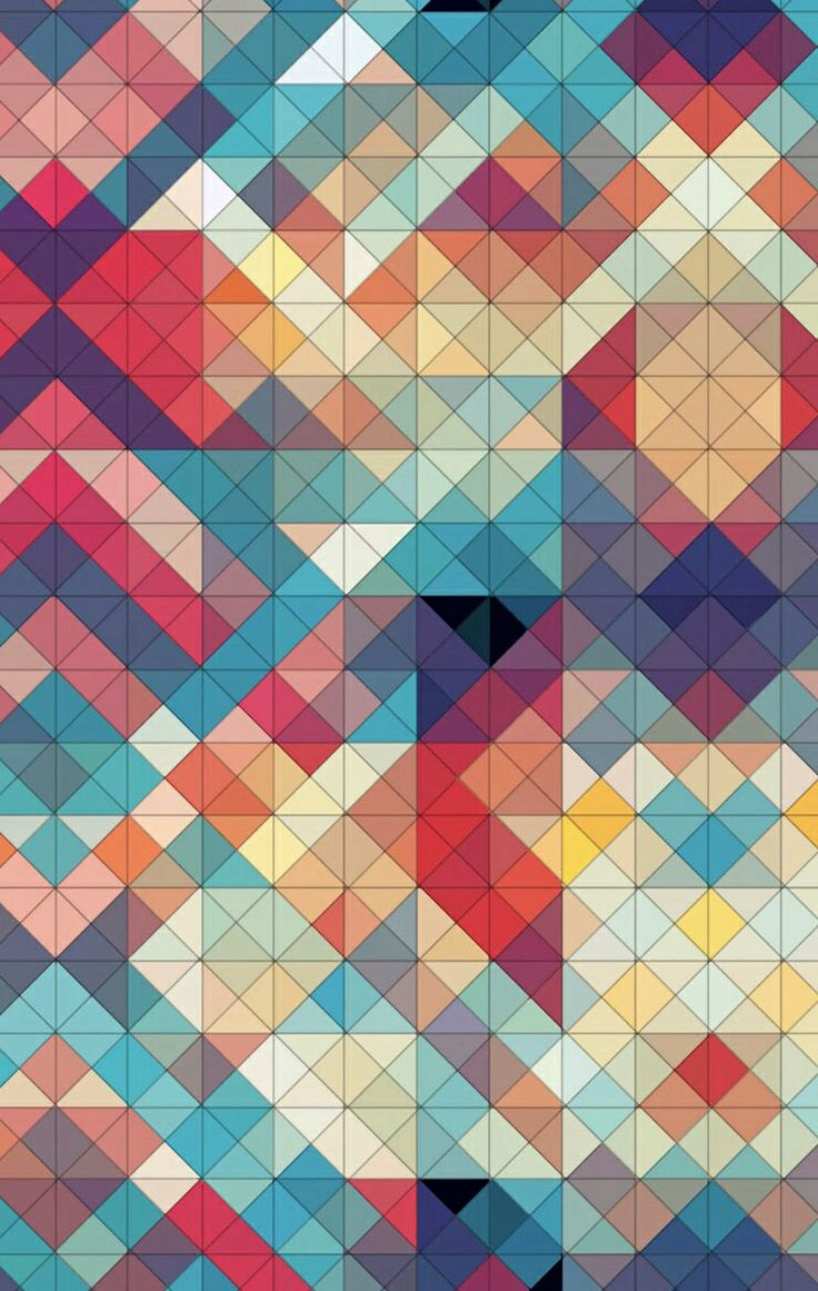 Geometric Iphone Background Backgrounds Pinterest 736x1161