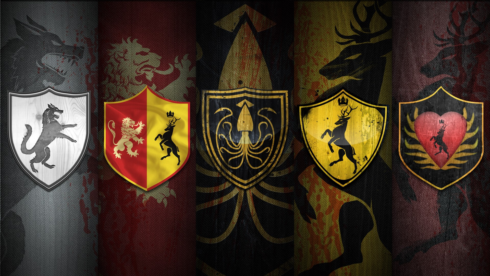 RSS feed Report content Wallpaper 3   Game of Thrones view original 1920x1080