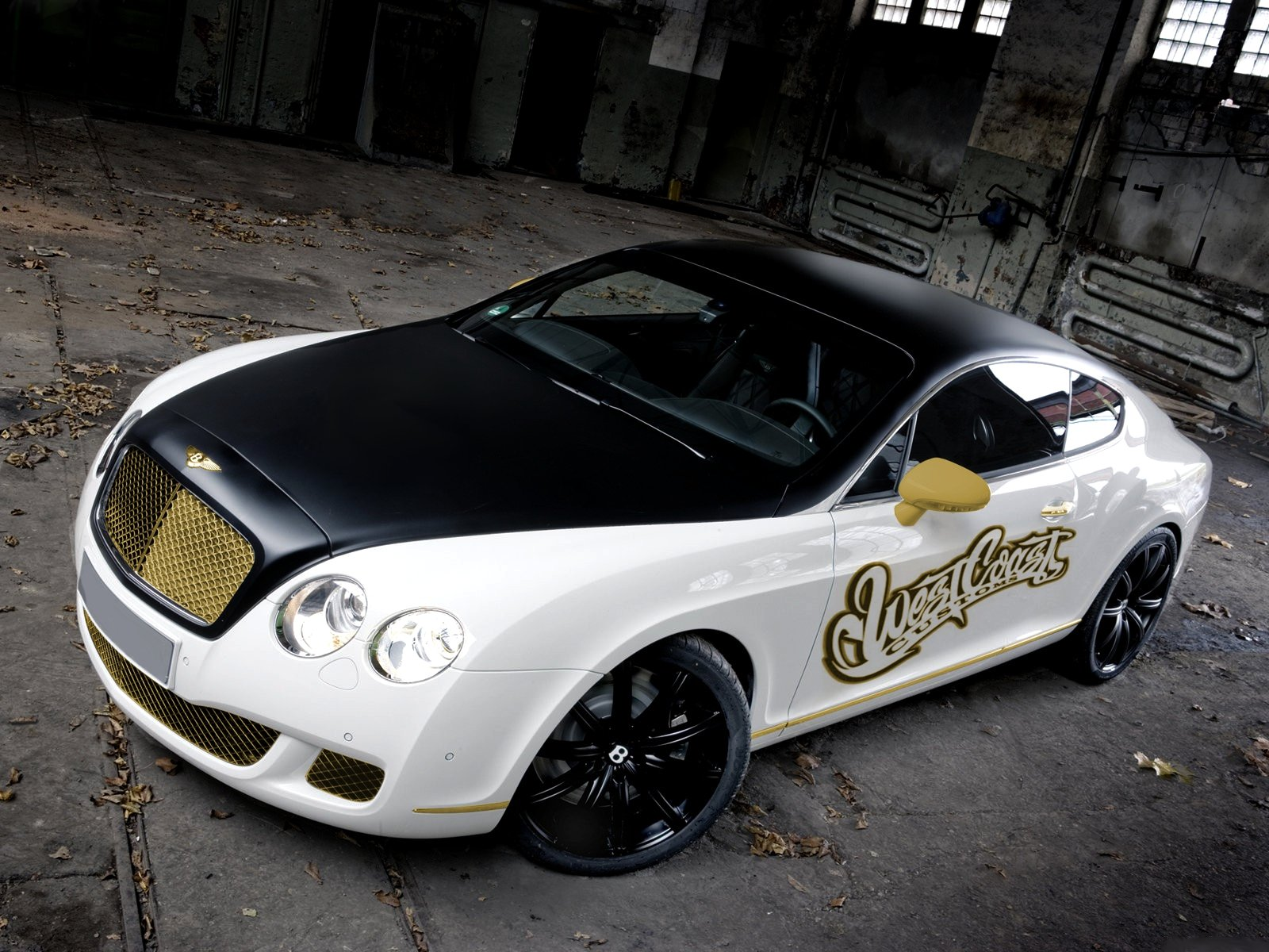 Custom Modified Bentley Luxury Car Wallpaper   Psytube 1600x1200