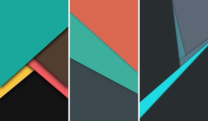 Best 50 Lollipop Material Design Wallpapers Compilation   NaldoTech 700x408