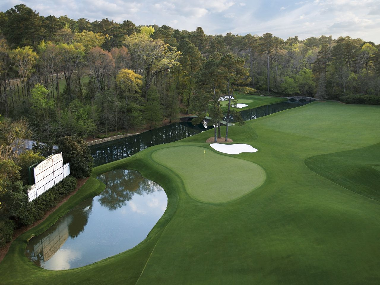 2015 Wallpapers Of Augusta National 1280x960