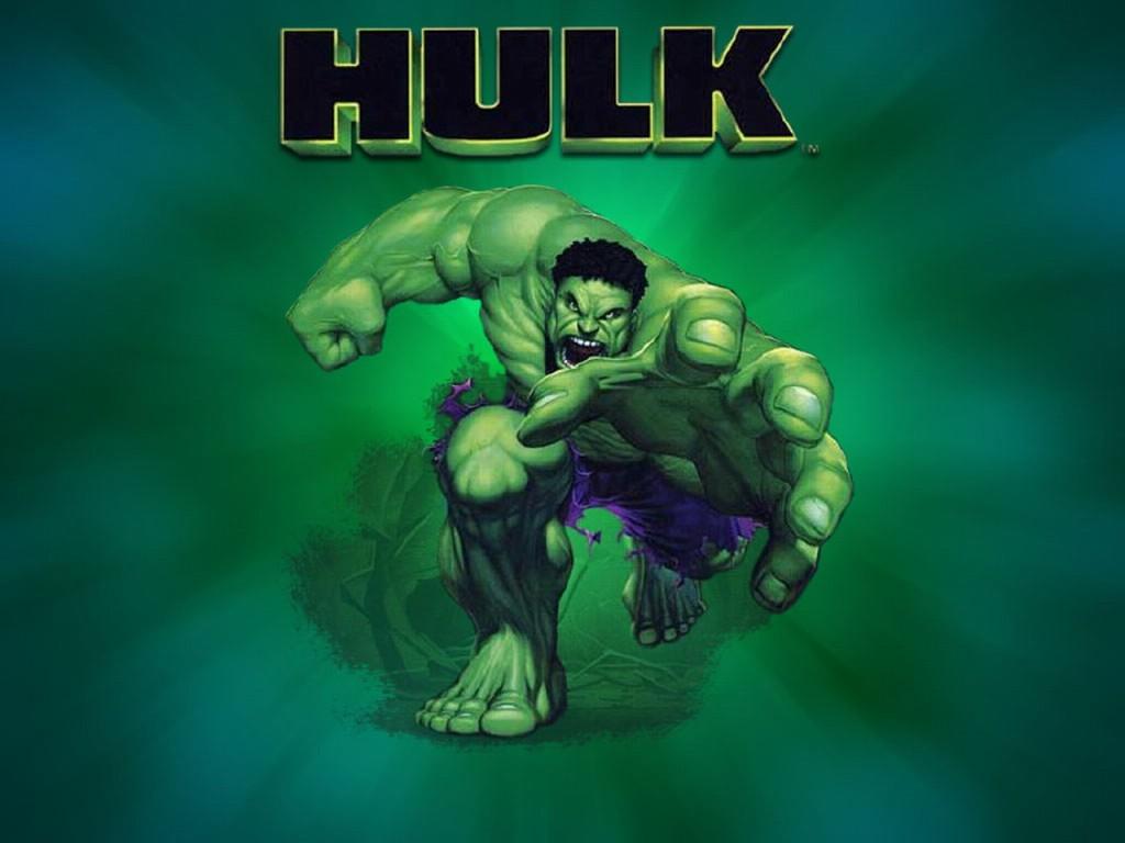 The Hulk 2 Wallpaper 1024x768