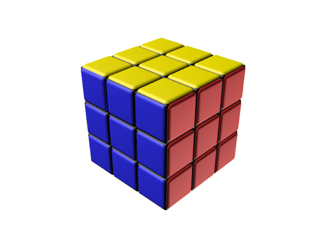 Rubix Cube by Littlepricey101 640x480