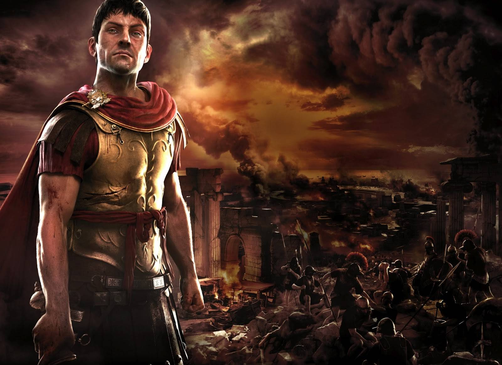 Total War Rome 2 Wallpapers in HD GamingBoltcom Video Game News 1600x1164