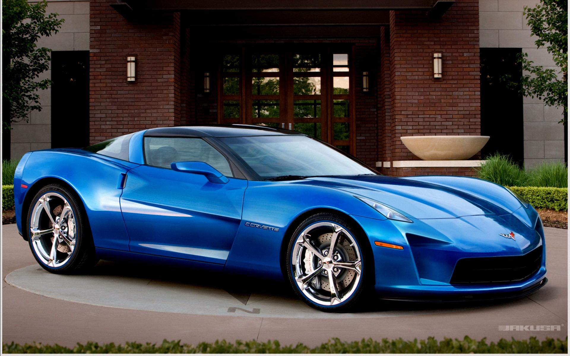 41 2016 Corvette Stingray Hd Wallpaper On Wallpapersafari