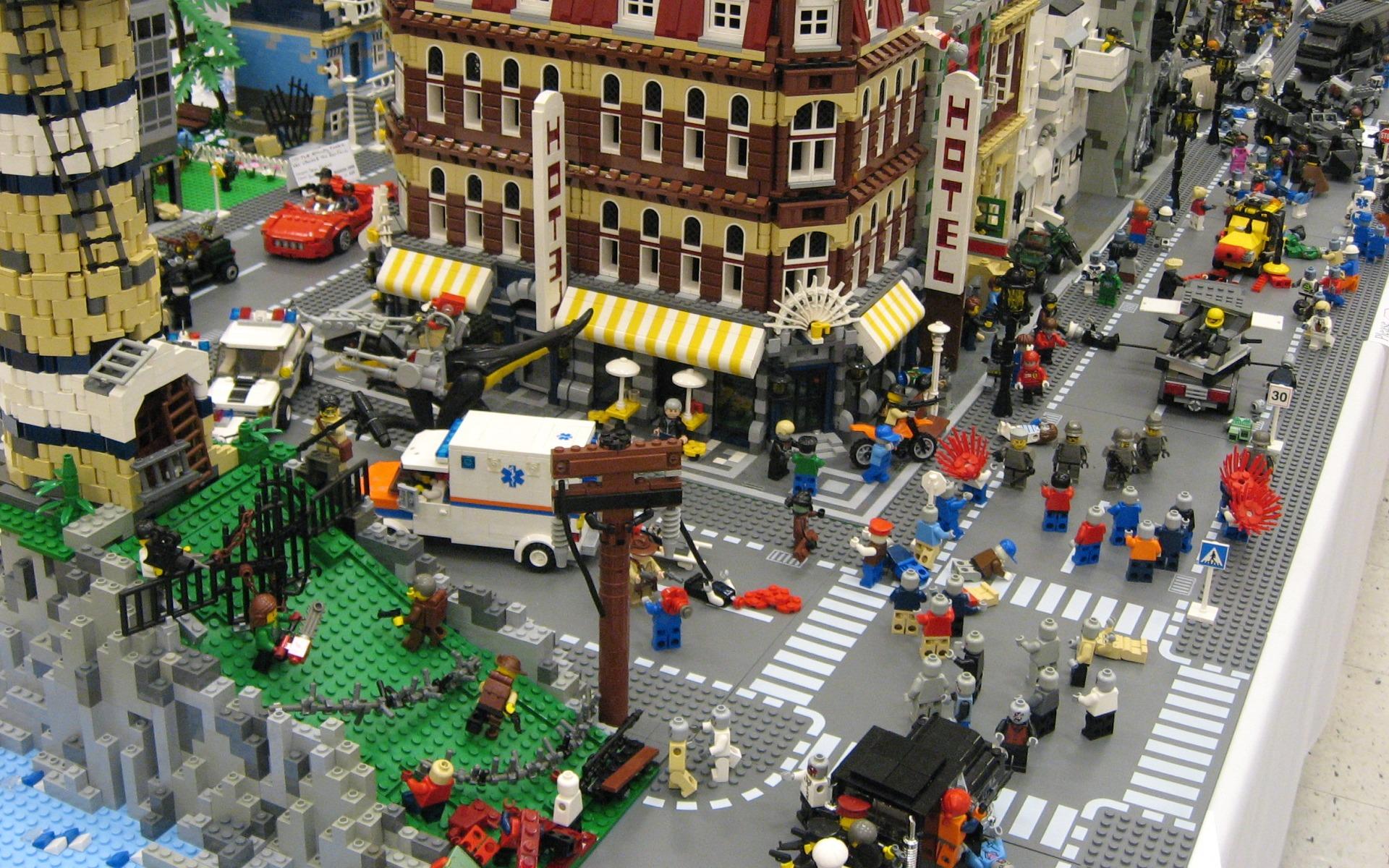 47+] LEGO City Wallpaper on WallpaperSafari