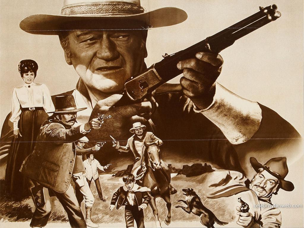 John Wayne wallpaper 1024x768 63238 1024x768