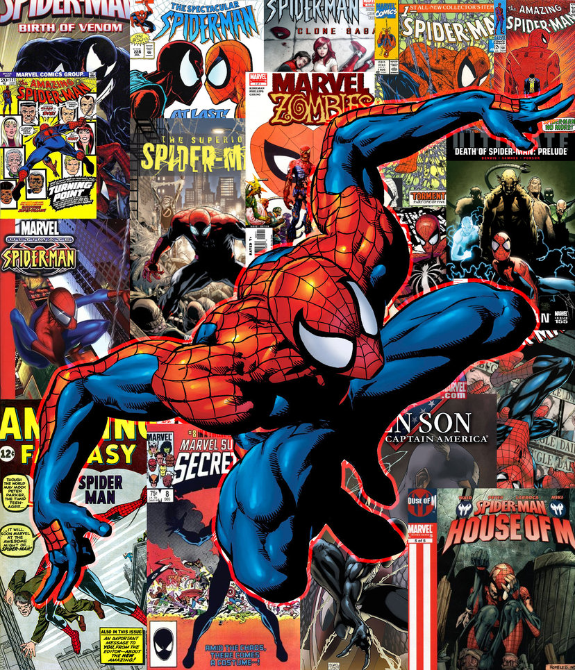 Comic Book Cover Wallpaper