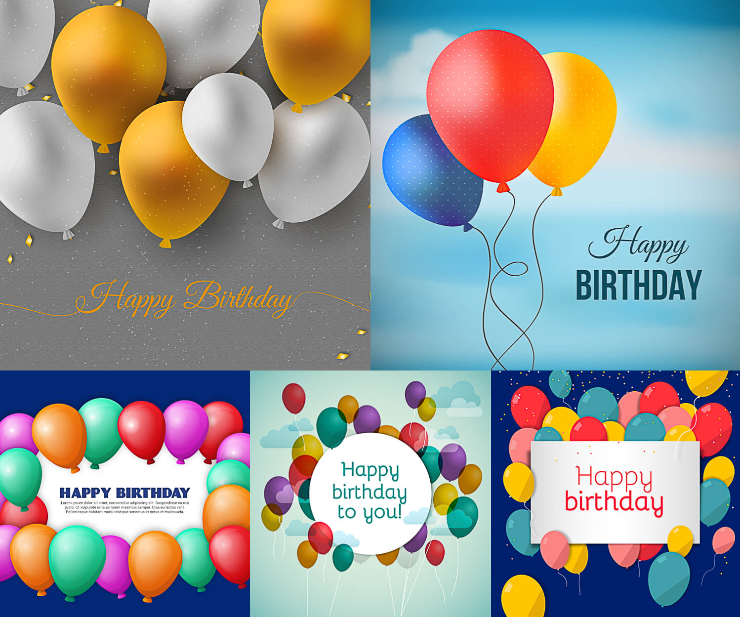 Birthday Backgrounds Free