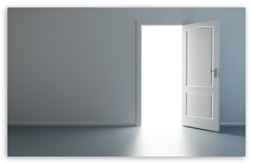 Open Door HD desktop wallpaper High Definition Fullscreen Mobile 510x330