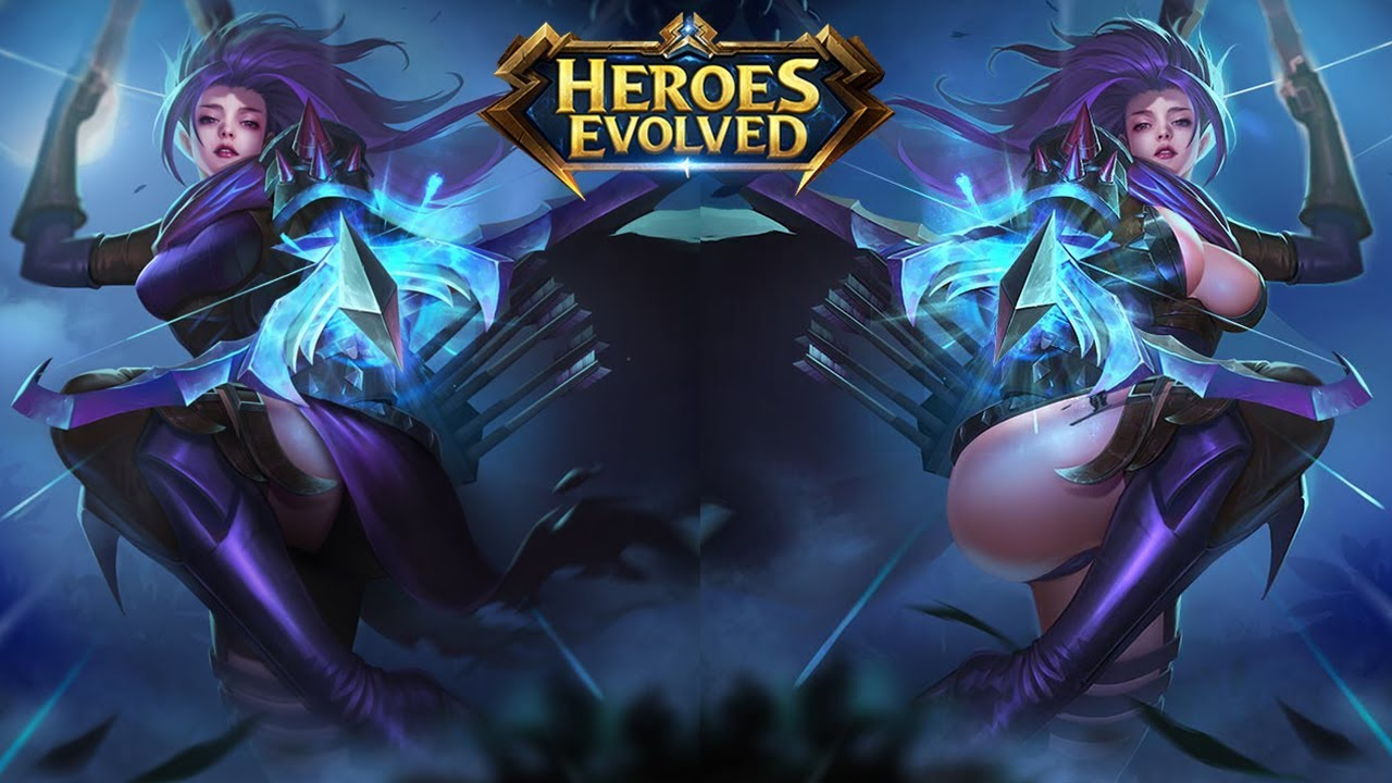Pack de Wallpapers   Heroes Evolved Mobile 1280x720