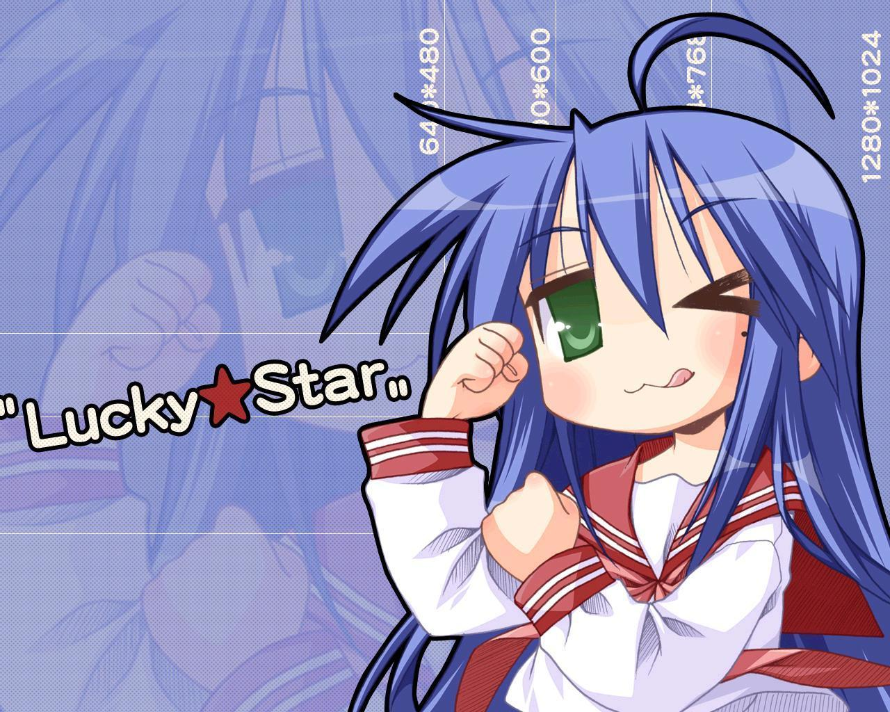 Lucky Star Wallpapers 1280x1024
