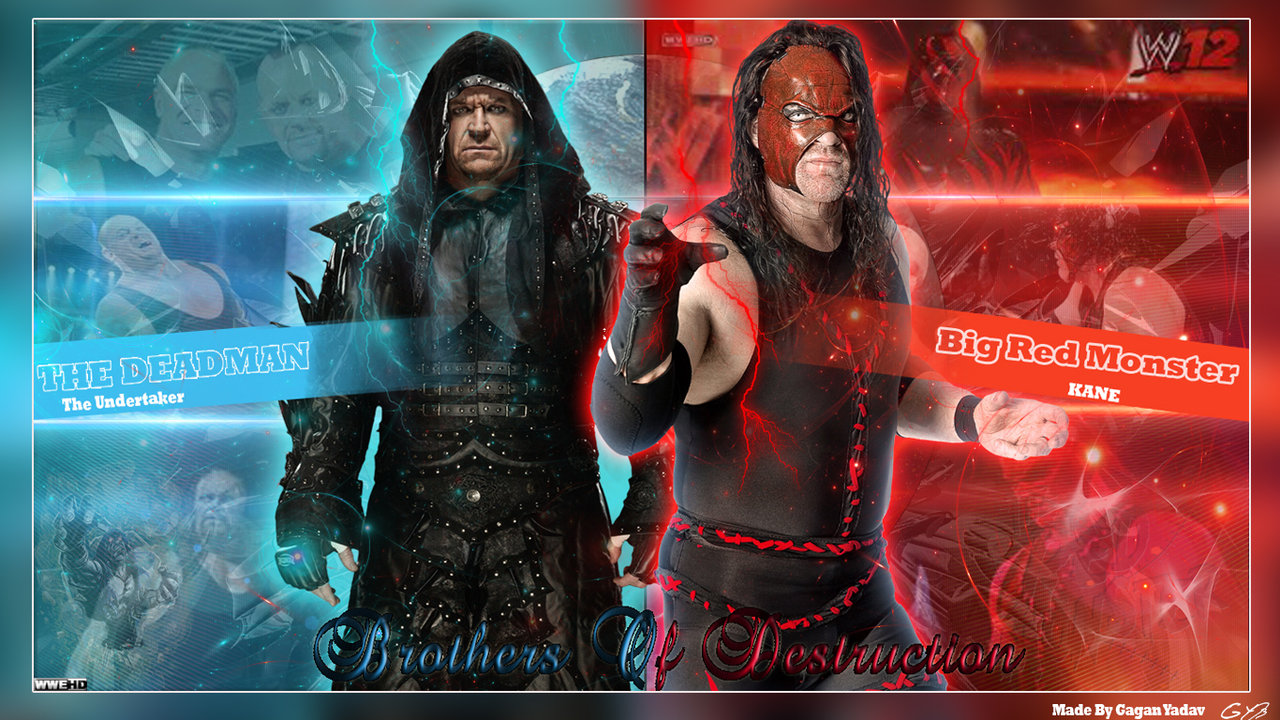 Brothers Of Destruction Wallpaper Brothersod By 1280x720