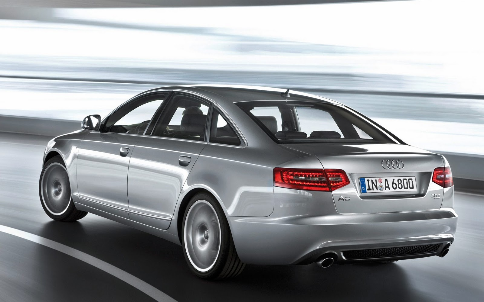Best Wallpapers Audi A6 Wallpapers 1600x1000