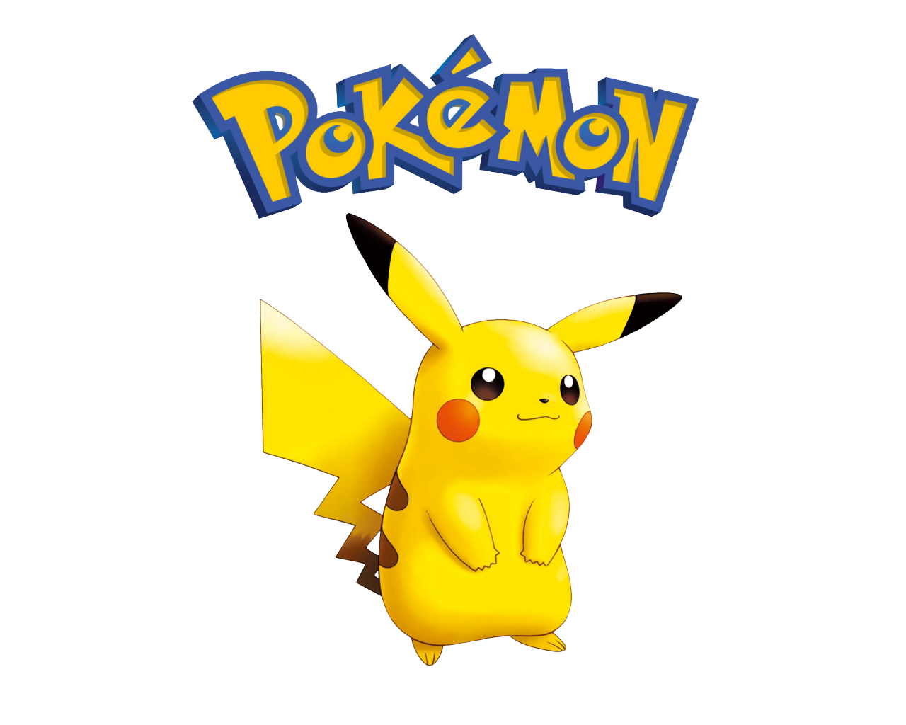 Pokemon Pikachu Wallpaper 1280x1024 Pokemon Pikachu 1280x1024