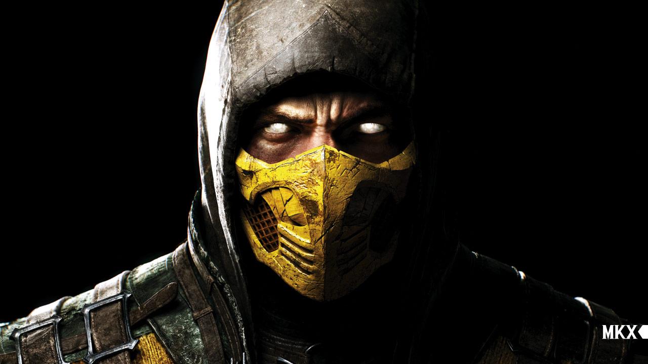 Wallpapers en HD de Mortal Kombat X 10 criticsight scorpion 1 1280x720