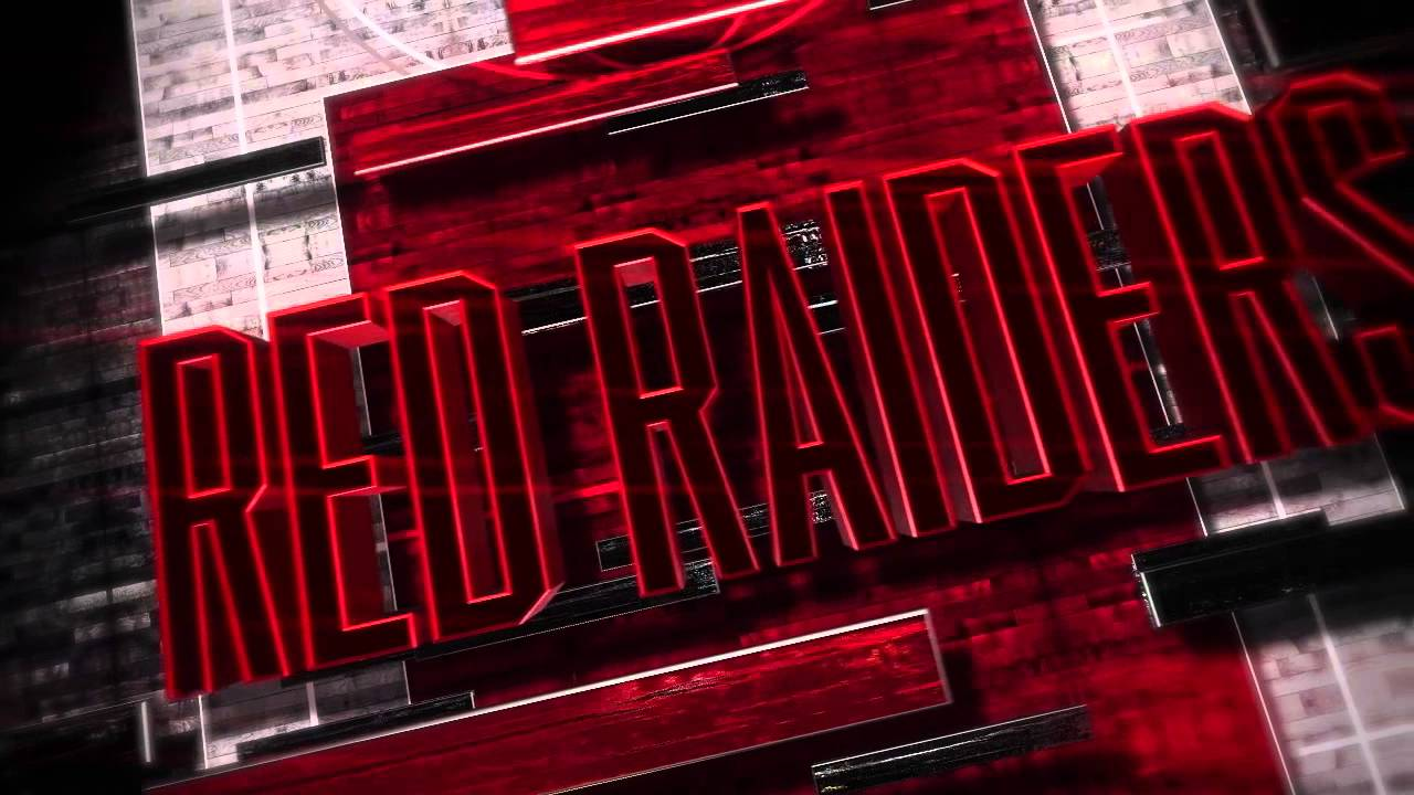 Texas Tech Red Raiders Basketball Intro 2013 1280x720