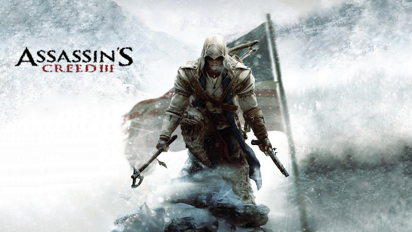 Eyesurfing Assassins Creed 3 Wallpaper 1600x900