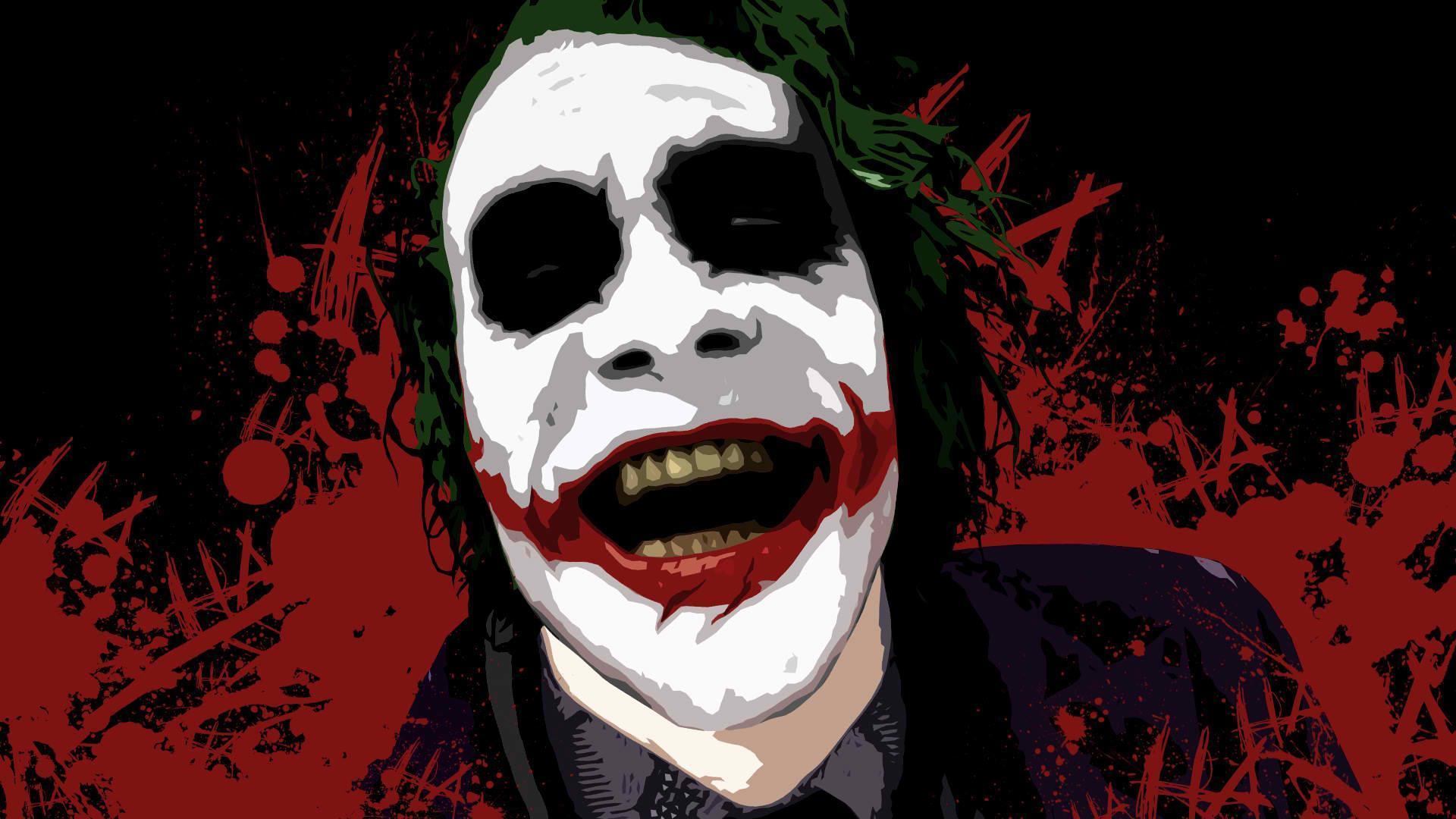 Heath Ledger Joker Wallpapers 1920x1080