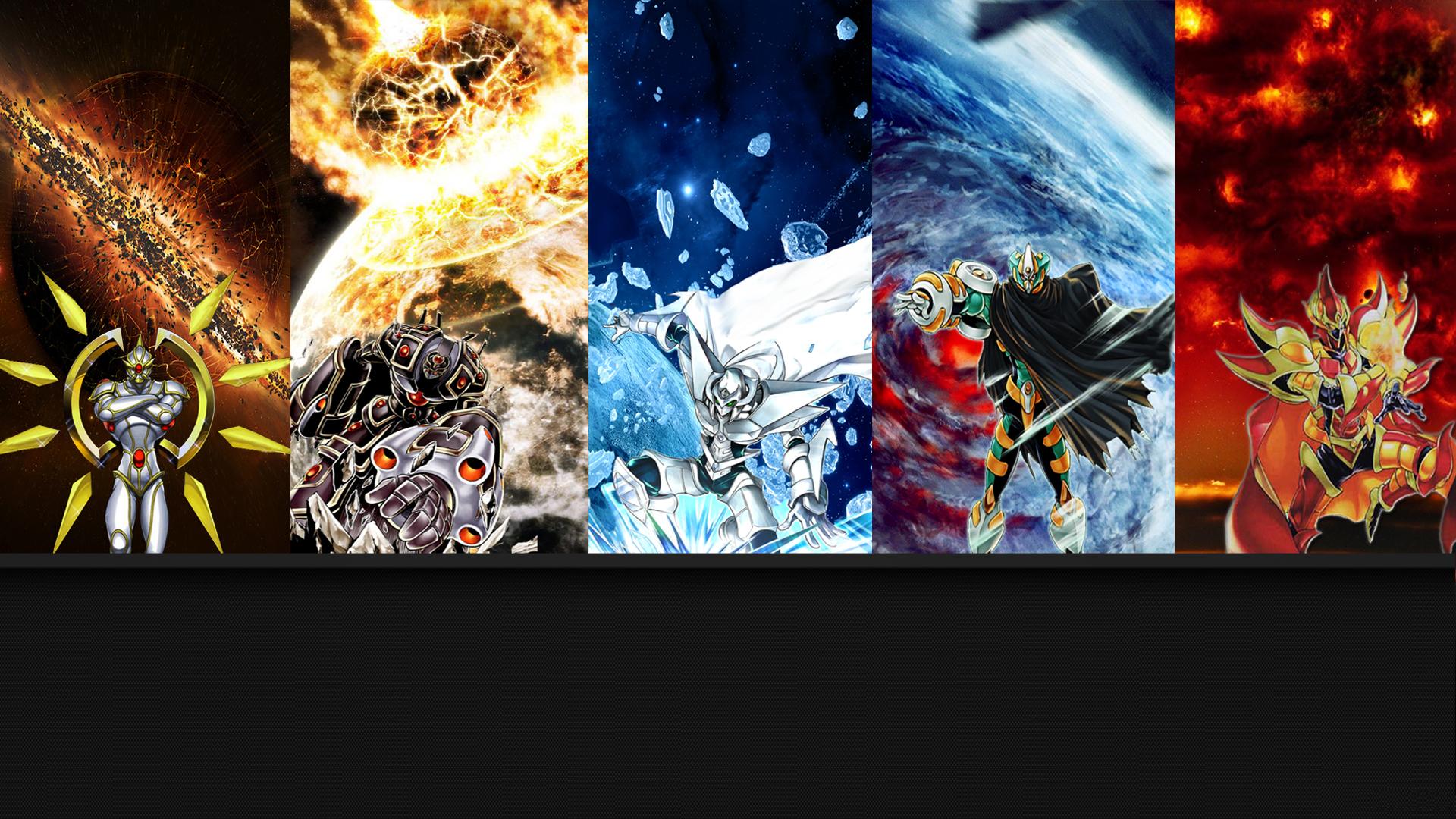 Elemental Hero Wallpaper Heroes By 1920x1080