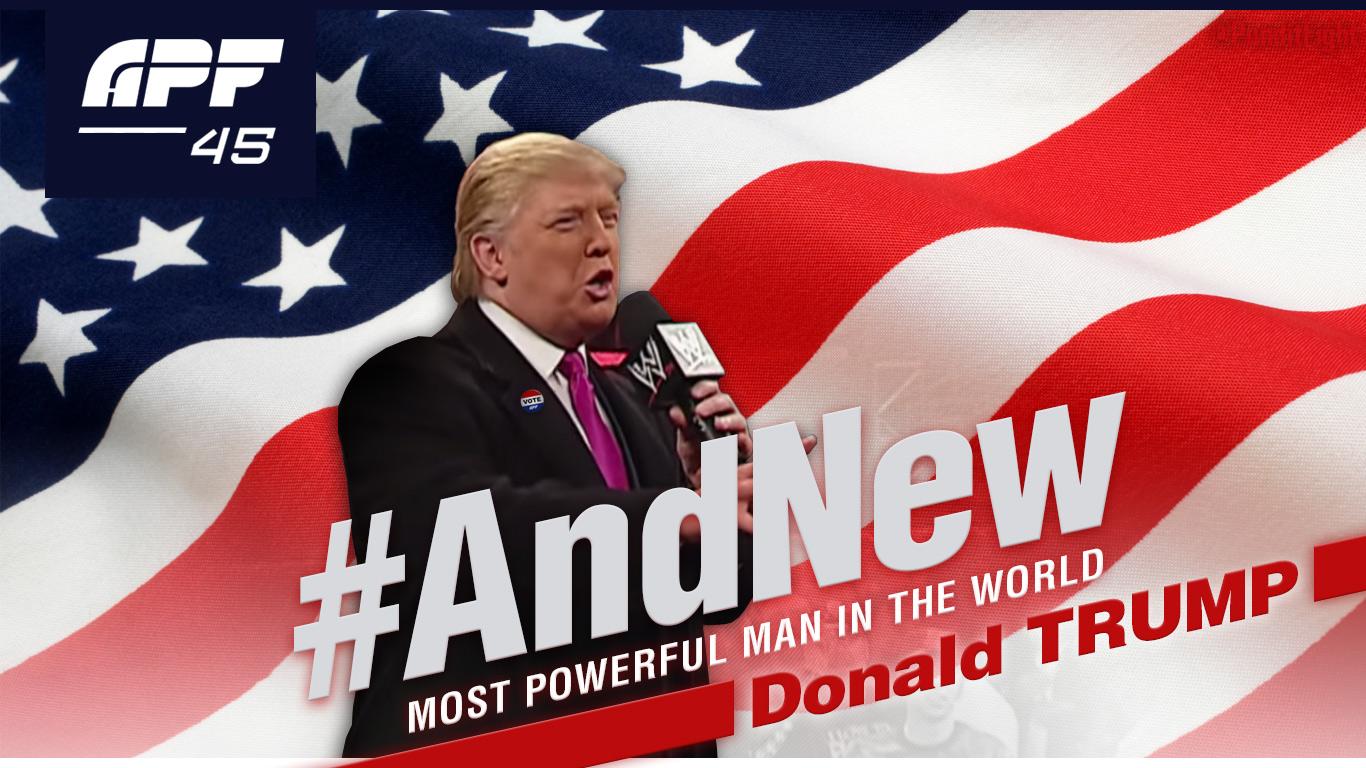 48] Donald Trump Wallpapers on WallpaperSafari 1366x768