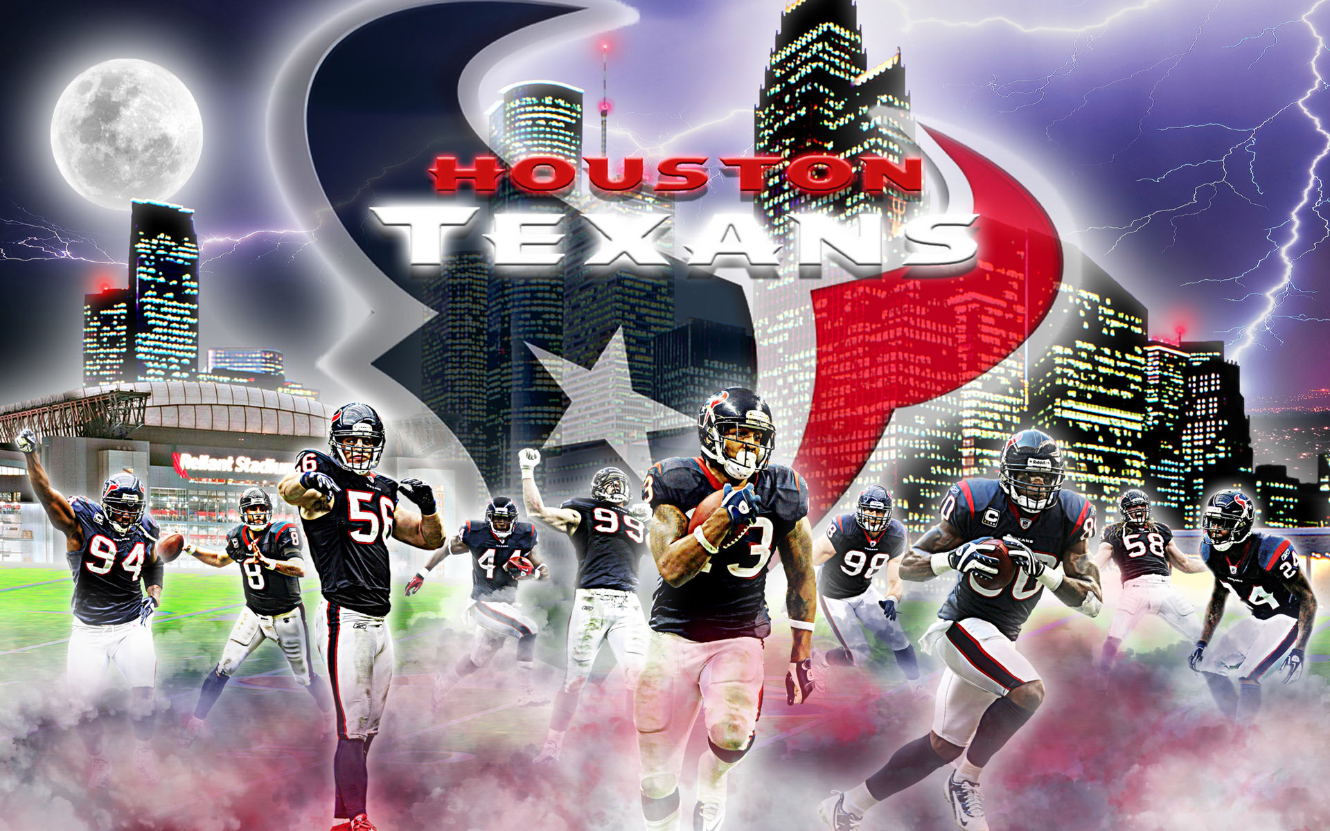 Houston Texans Wallpaper 10210 1920x1200