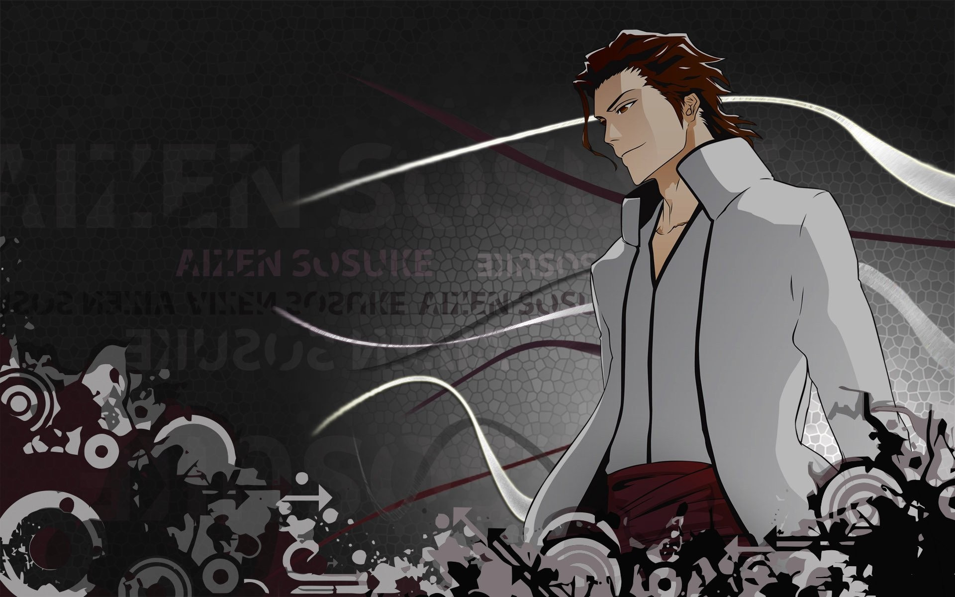 Sosuke Aizen Desktop Wallpaper   The Wallpaper 1920x1200