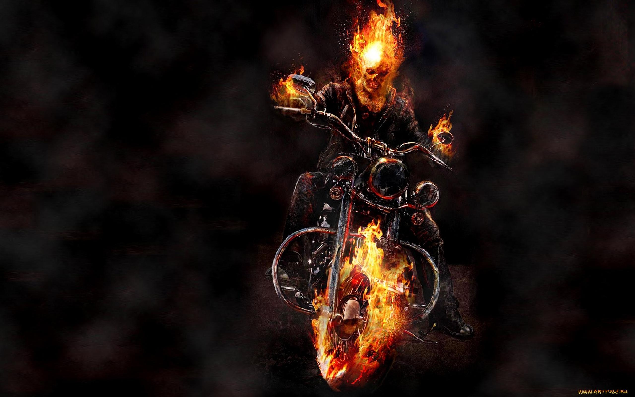 Comics   Ghost Rider Wallpaper 2560x1600