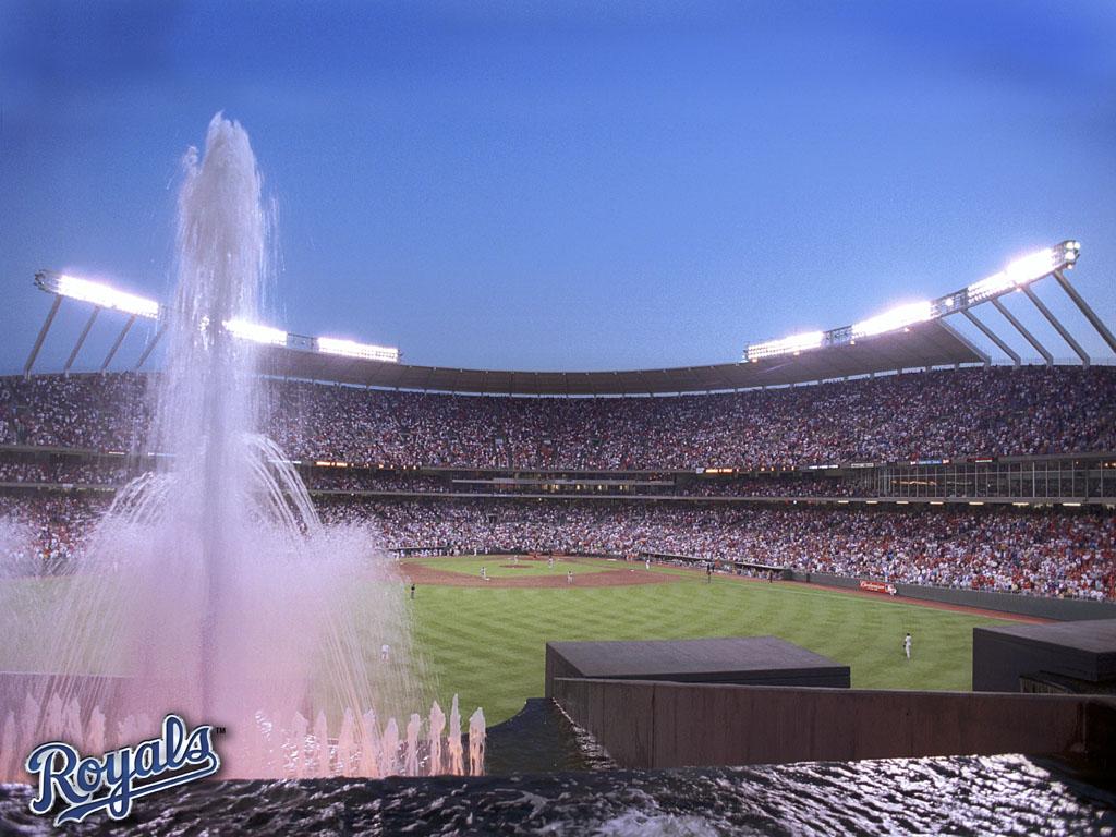 Kauffman Stadium Wallpaper