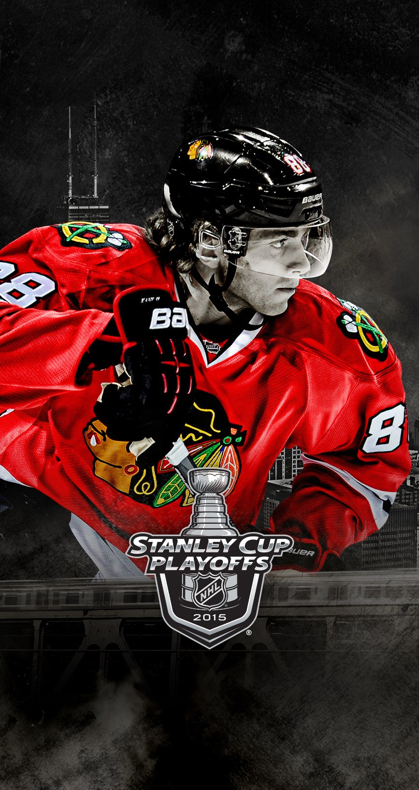 Mobile Wallpaper   Chicago Blackhawks   Multimedia 852x1608