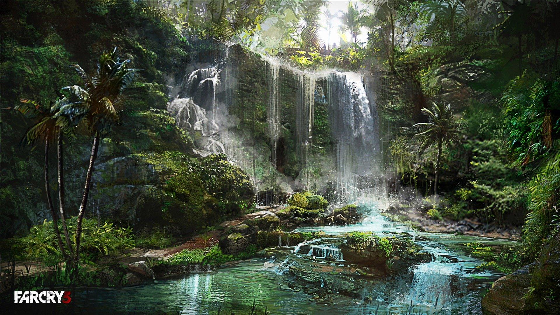 Free Download 2012 Far Cry 3 Game Hd Wallpaper 57 Hd 1080p