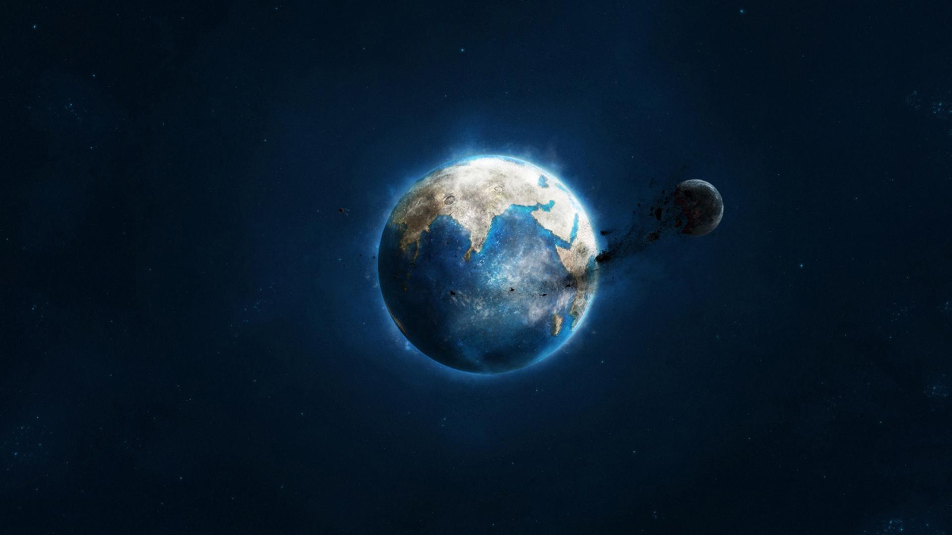 Asteroid Wallpaper - WallpaperSafari