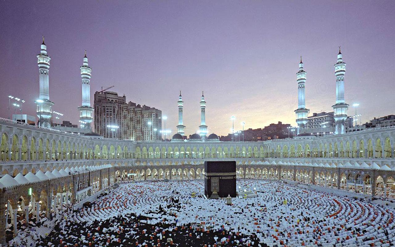 Pics Photos   Makkah Live Wallpapers 1280x800
