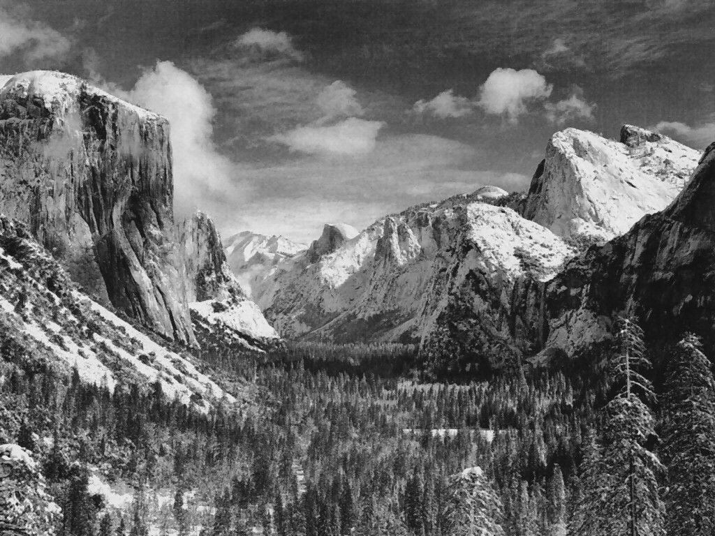 50 Yosemite Ansel Adams Desktop Wallpapers   Download at WallpaperBro 1024x768