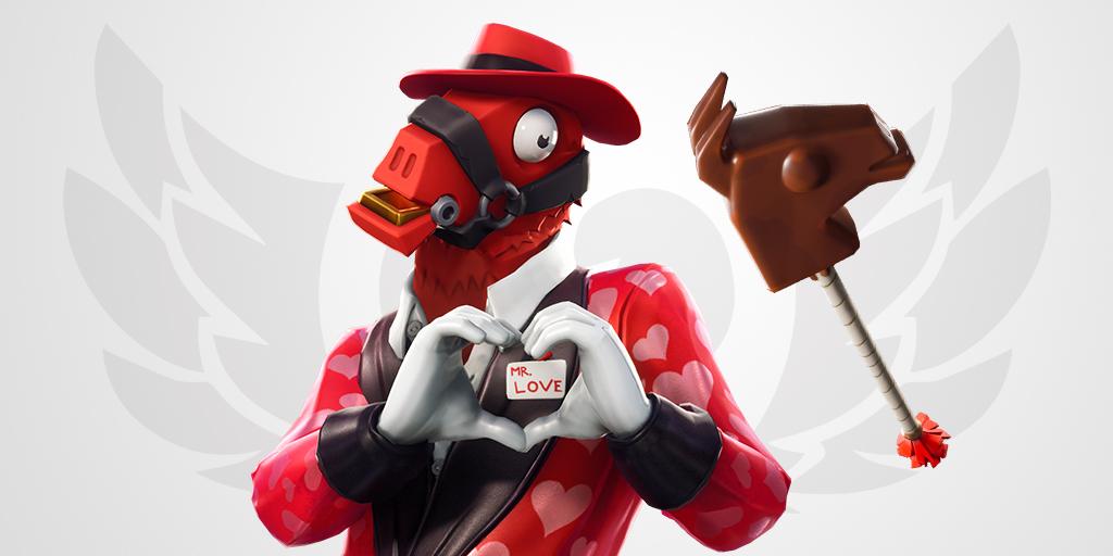 Fortnite Item Shop 14th February Valentines Day   New 1024x512