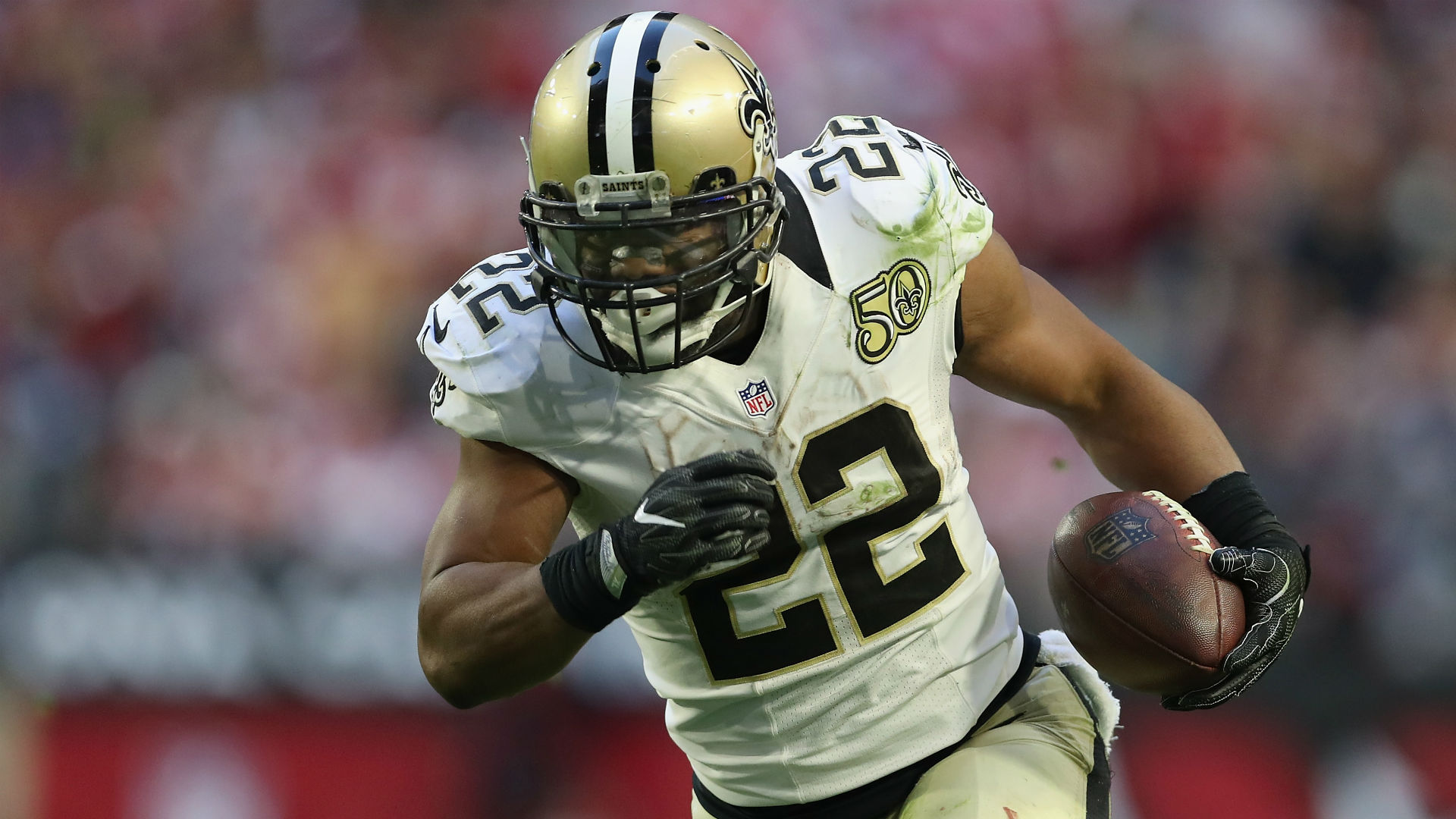 Saints Mark Ingram not looking to leave New Orleans Sporting News 1920x1080