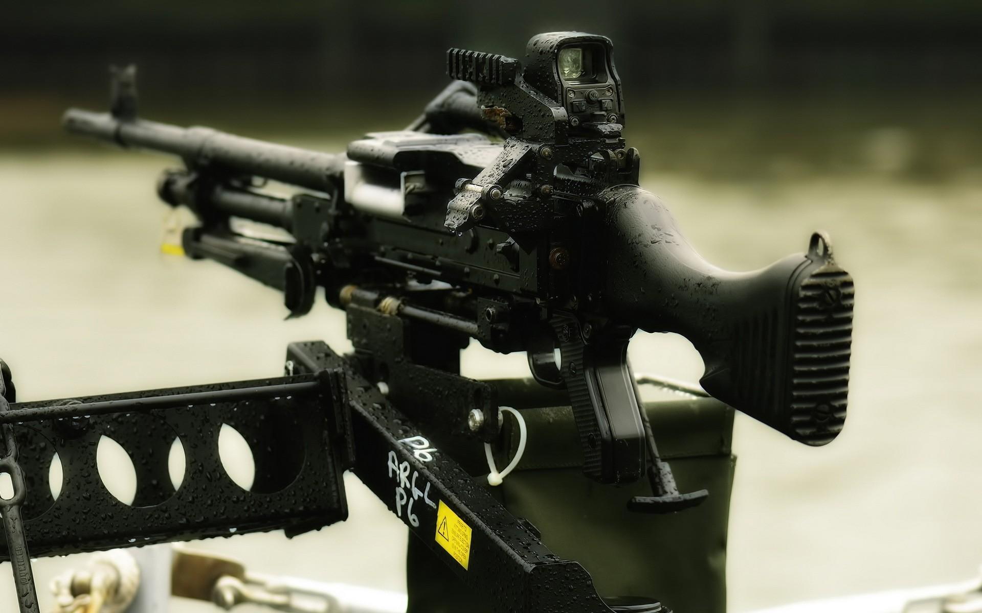 Sniper Rifle Wallpaper 1920x1200