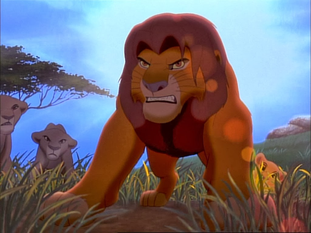 Download Cartoon lion king computer wallpaper fre e from the above 1024x768