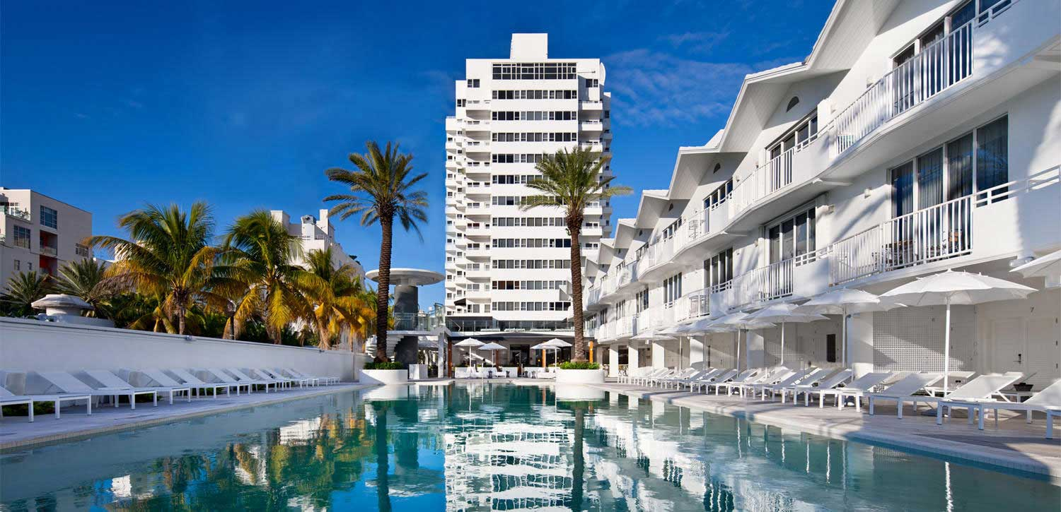 Miami Beach Resort HD Wallpaper Miami Beach Resort 1500x725