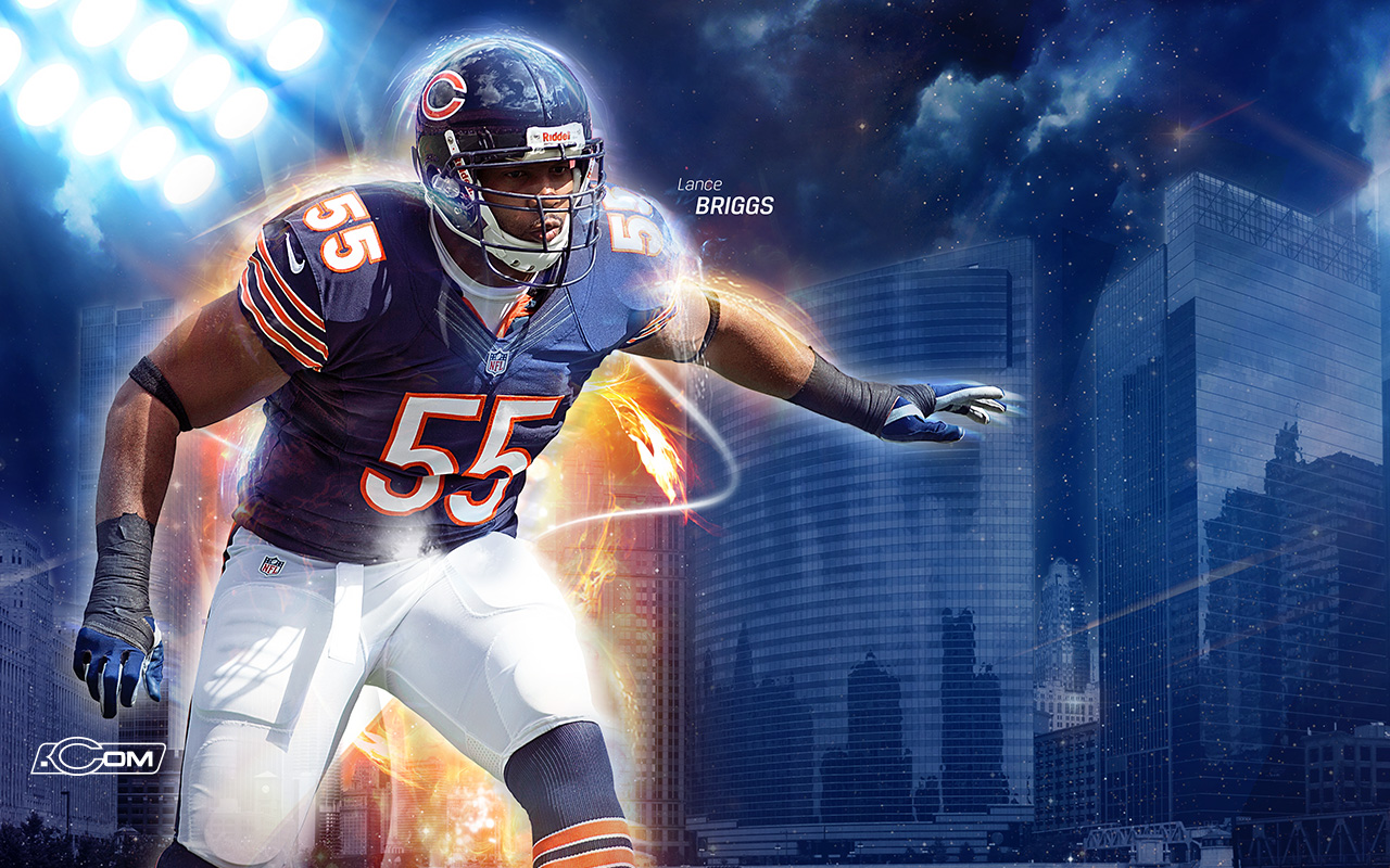 Chicago Bears 2013 Wallpapers 1280x800